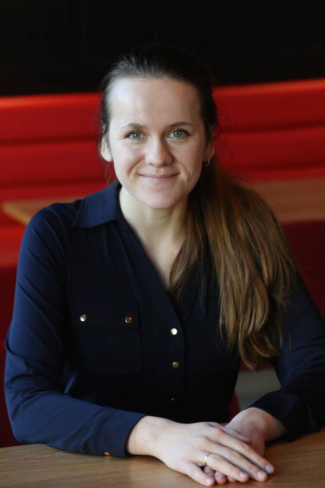 Elena Safrygina